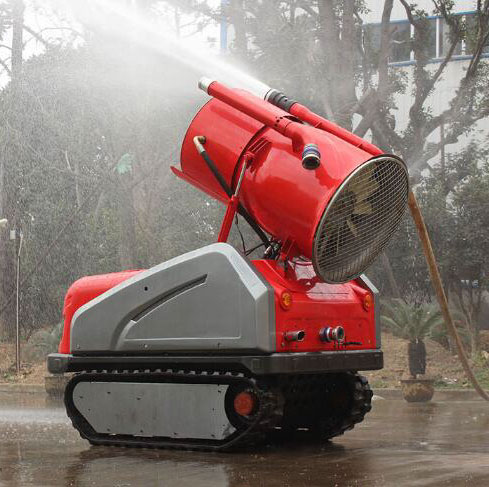 Smoke Detection Firefighting robot